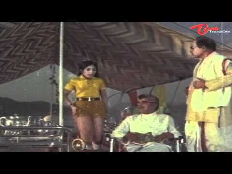 ajababu Comedy With Suryakantham On Boat