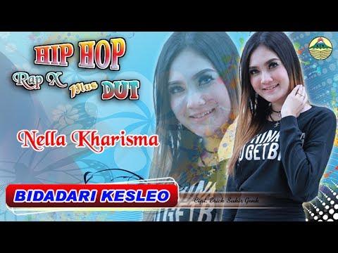 Nella Kharisma - Bidadari Kesleo _ Hip Hop Rap X   |   (Official Video)   #music