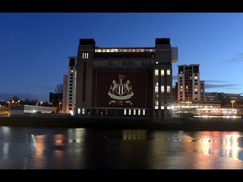 Video: Newcastle United's 125th anniversary