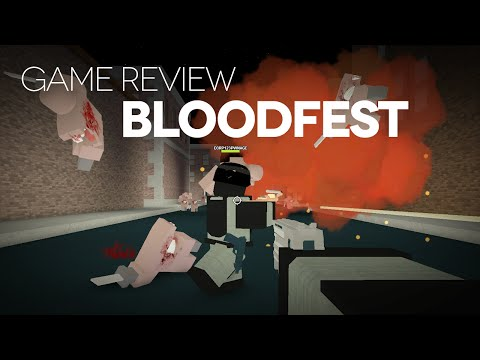 Bloodfest Game Review