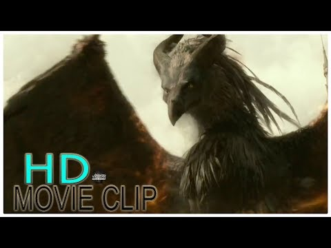 MALEFICENT 2: MISTRESS OF EVIL | Maleficent change to Phoenix Scene | Final Battle [Part 4] (2019)