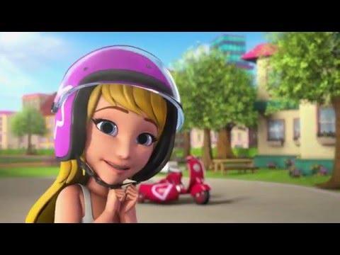 LEGO® Friends - Lerne Stephanie kennen! (видео)