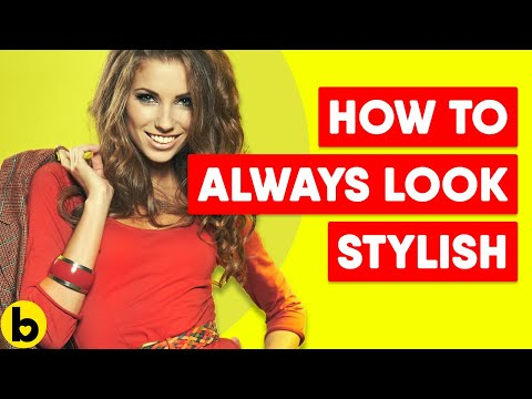8 Fashion Rules On How To Look Stylish