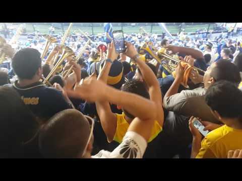 Cumbias Jugador nro 12 Boca - Temperley 29/10/16 - La 12 - Boca Juniors