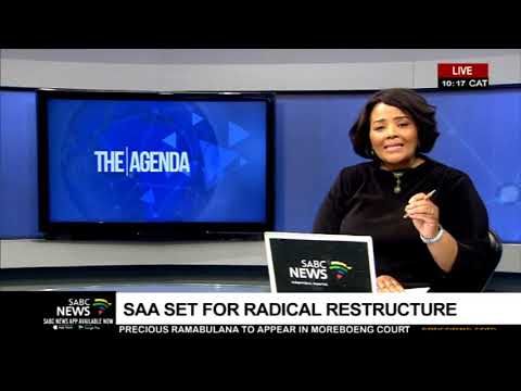SAA Restructure | Khaya Sithole weighs in