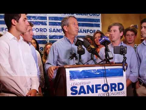 Sanford Concedes in First Campaign Defeat