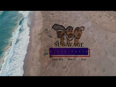 Aziz!, Nas & Loca Boy - Passa Passa (official video)