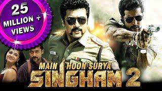 Video Main Hoon Surya Singham 2 (Singam 2) Hindi Dubbed Full Movie | Suriya, Anushka Shetty, Hansika MP3, 3GP, MP4, WEBM, AVI, FLV Oktober 2018