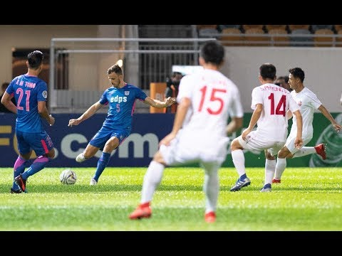 KITCHEE SC (HKG) 1-0 4.25 SC (PRK) - AFC Cup 2019:...