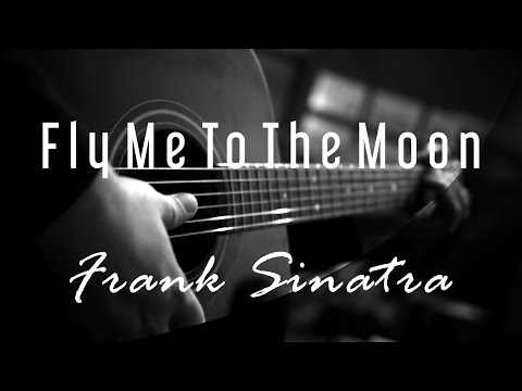Fly Me To The Moon - Frank Sinatra ( Acoustic Karaoke )