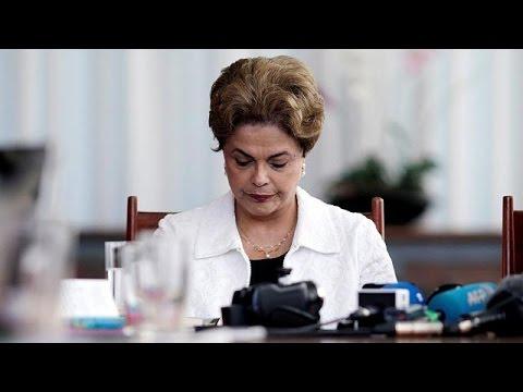 Βραζιλία: «Θα ανατρέψουμε τη διαδικασία αποπομπής», δηλώνει στενός συνεργάτης της Ρούσεφ
