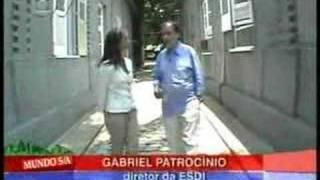 Matéria sobre a Esdi/Uerj veiculada em 11/02/2008 no programa Mundo S/A da Globonews.