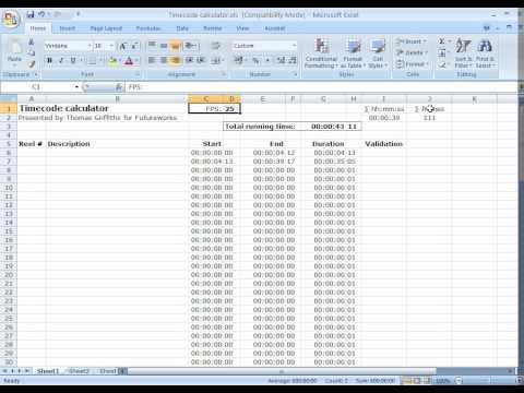 how to get time difference in excel