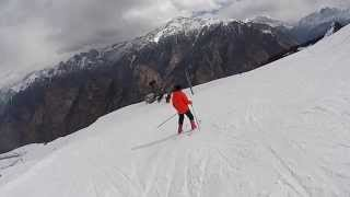 Auli India  City new picture : SKI-Auli-India 2015