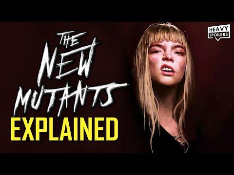 THE NEW MUTANTS Explained: Full Movie Breakdown, Review, Ending, Delays And X-Men Easter Eggs