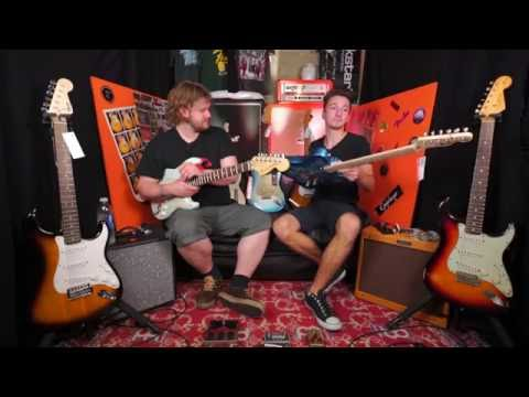 A Guide To Fender Guitars (Part 2) : Squier, Standard, American, Custom Shop