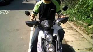 3. Yamaha Zuma