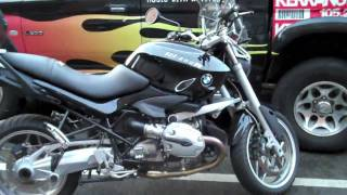 6. Friday 23 10 09 BMW R1200R