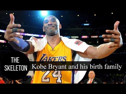 Kobe Bryant and his birth family
