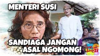 Video Disemprot Menteri Susi, Ketahuan Sandiaga Sebar Info Tanpa Ngecek, Mau Ulangi Kasus Ratna?? MP3, 3GP, MP4, WEBM, AVI, FLV Oktober 2018