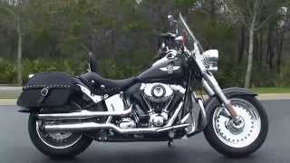 10. Used 2012 Harley Davidson FatBoy Motorcycles for sale in Pensacola FL