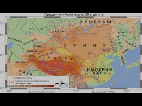 Истории Великой Степи - все выпуски (рассказывает этнограф Константин Куксин) (видео)