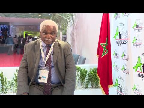 Jean Pierre Elong MBASSI, Secrétaire Général de CGLU-AFRIQUE