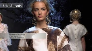 Maartje Verhoef and Andreea Diaconu- Top Models During Spring/Summer 2014 MFW | FashionTV