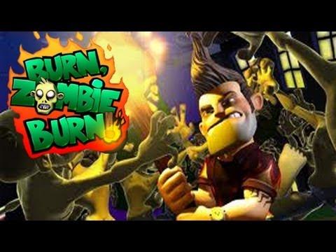 burn zombie burn pc gameplay