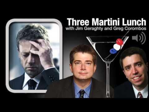 Three Martini Lunch: Healthcare Headaches