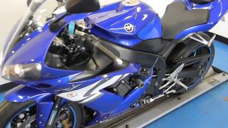 10. 2004 Yamaha YZF-R1 Blue - used motorcycle for sale - Eden Prairie, MN
