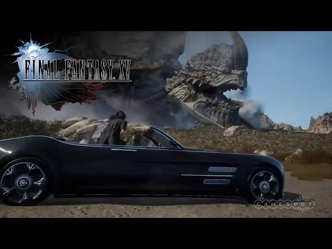 Shows - A trailer from TGS 2014 has revealed some story and combat from FFXV. Kevin and Justin break it down. Visit all of our channels: Features & Reviews - http://www.youtube.com/user/gamespot Gameplay...