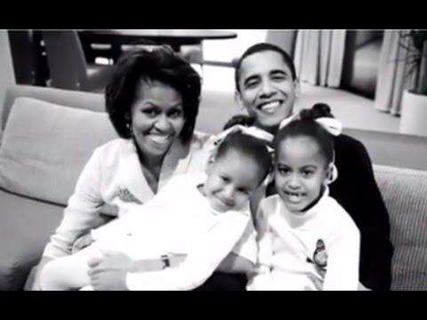 Download Obama Farewell Address: Where was Sasha Obama? HD Mp4 3GP Video and MP3