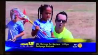 LiL Kids Lax on NEWS12