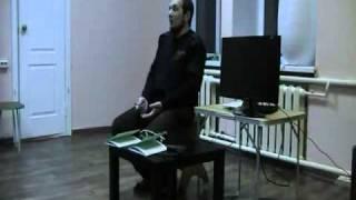 Вадим Чернобров о полтергейсте в п. «Летний отдых»