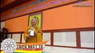 Logic Phật Giáo-2010-Bài 04: CHỦ TRƯƠNG TRÁI VỚI CHÁNH PHÁP VÀ KHOA HỌC - TT.Thích Nhật Từ