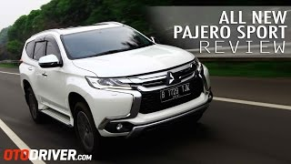 Video Mitsubishi Pajero Sport 2016 Review Indonesia | OtoDriver MP3, 3GP, MP4, WEBM, AVI, FLV Februari 2018