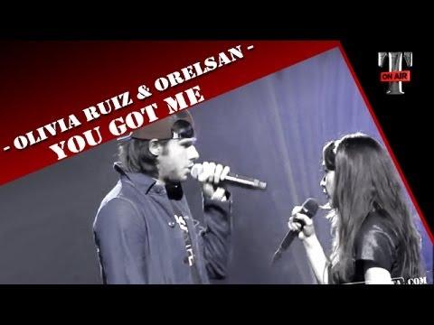 "Olivia Ruiz & Orelsan ""You Got Me"" (Live on TV Show Taratata - Cover Song)"
