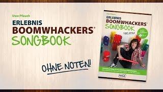 Erlebnis Boomwhackers Songbook