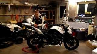 5. Kawasaki Z750 2010  Review
