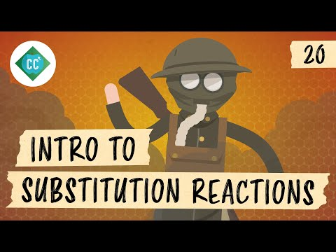 Intro to Substitution Reactions: Crash Course Organic Chemistry #20