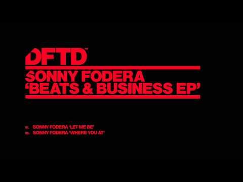Sonny Fodera 'Let Me Be'