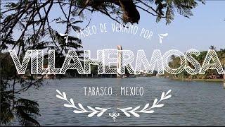 Villahermosa Mexico  city images : Paseo de Verano por Villahermosa, Tabasco Mexico. Chokolat Pimienta