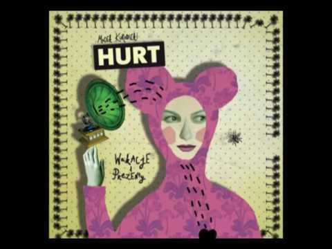 Tekst piosenki Hurt (pl) - Biegiem na skos po polsku