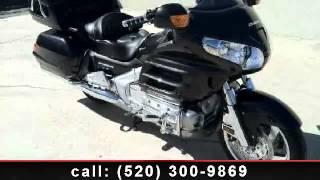8. 2010 Honda Gold Wing Audio / Comfort - RideNow Powersports