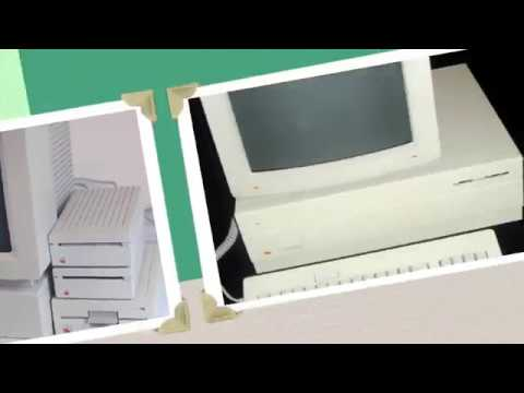 apple computers - Visual history of Apple Computers from 1976 to 1990.