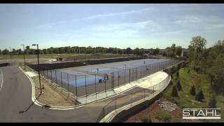 Completion of the Providence Academy Tennis Courts - 2015