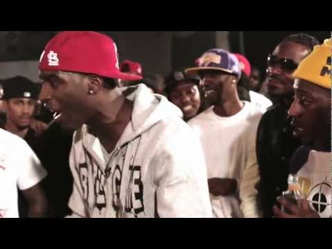 HITMAN HOLLA VS GOODZ FULL BATTLE