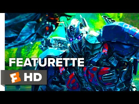Transformers: The Last Knight Featurette - IMAX (2017) | Movieclips Coming Soon