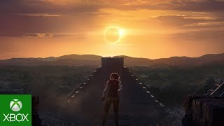 VIDEO: SHADOW OF THE TOMB RAIDER Game – Teaser Trailer